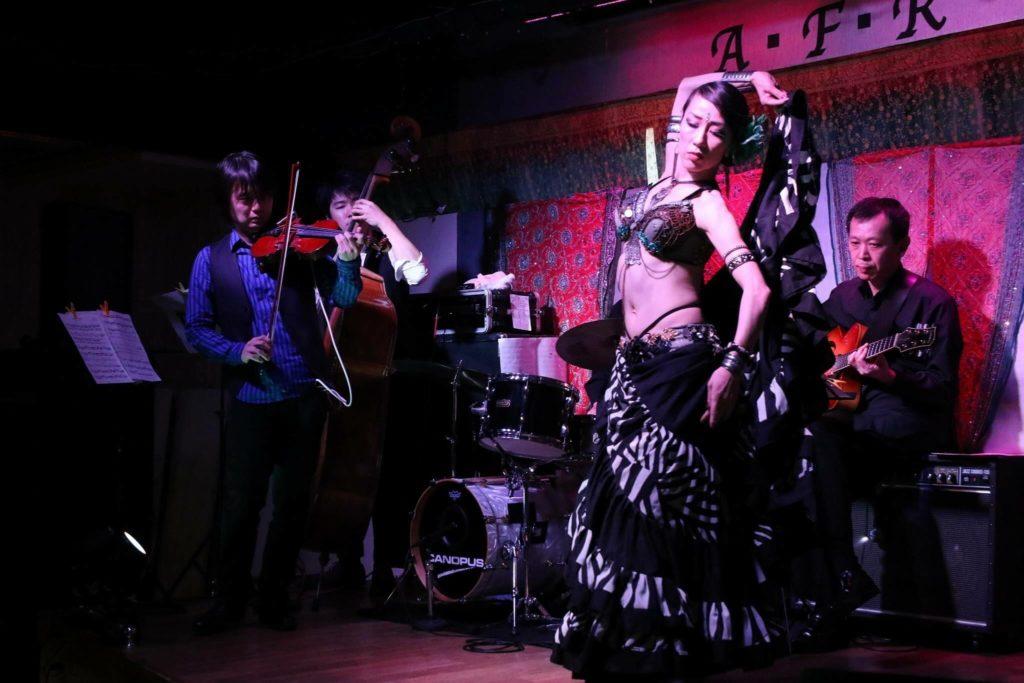 ベリーダンス,MJCdancecompany,トライバルフュージョン,gaaya